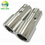 Nettes Ende CNC-Prägemaschinell bearbeitenanteile an rohem Aluminium 6061-T6