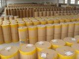 ベージュカラーの自動使用のための試供品が付いている中国の工場からの粘着テープのジャンボロール