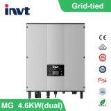 4.6Kwatt invité/4600watt-2m Grille simple phase- Système d'alimentation solaire liée (double)