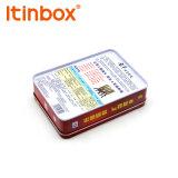 Personalizar a caixa do pacote de produtos de cuidados de saúde com a SGS Certificados