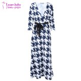 Hot Sale simple femmes Charlie robe d'enrubannage