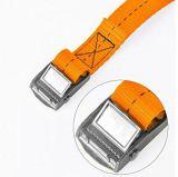 Metal Zincado pressionando a cinta de fixação de caixa de travamento de cintos de segurança