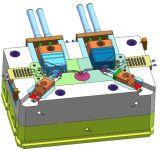 Ferramenta de fundição de moldes em execução na máquina de fundição de moldes 800T/G