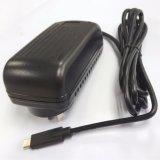 45W Argentinien USB-C Energien-Adapter Typ-c Palladium-Aufladeeinheits-Adapter mit Gleichstrom-Kabel