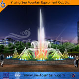 Хороший посчитала нужным музыки фонтан с LED водонепроницаемые фонари