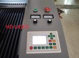 Folha de cor máquina de gravação a laser duplo