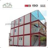 Het slimme Flexibele Witte of Rode Geprefabriceerde Uitzetbare Huis van de Container