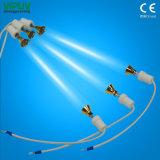 9600 luces de curado ULTRAVIOLETA de la lámpara ULTRAVIOLETA ultravioleta de W380V