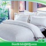 Tela di base poco costosa dell'hotel del jacquard del cotone
