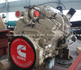 Ccec Cummins 터보로 충전된 V 쌍둥이 디젤 엔진 Kta38-P980, Kta38-P1000, Kta38-P1200, 수도 펌프 세트를 위한 Kta38-P1300