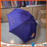 선전용 방풍 190t 견주 자동차 열려있는 섬유유리 골프 우산을 주문 설계하십시오