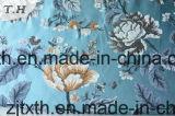 Nuevo Jacquard en 3D clásico Sofá tela hecha por Italia máquina
