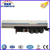 Liters/14580 갤런 3 Fuwa 56000의 /BPW 차축 디젤 엔진 Petrolem 탱크 트레일러
