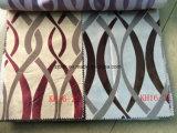 Tela da cortina de indicador do hotel da tela das cortinas de rolo do escurecimento do jacquard