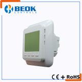 Termóstato eléctrico del sitio de calefacción por el suelo del indicador digital del LCD
