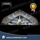 大きい屋外の巨大なカーブフレーム党テント(XLS40/4.0-5CT)