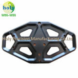 Kundenspezifisches CNC-Aluminiumblech mit der anodisierten Ende CNC maschinellen Bearbeitung