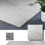 Mattonelle di pavimento Polished di marmo lustrate bianche della porcellana di Carara (VRP6H039M, 600X600mm)