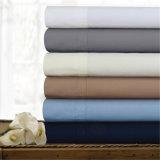 Befestigtes Blatt-Bettwäsche-gesetztes Polyester-Set