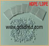 Diseño de plástico blanco Masterbatch para inyección o soplando
