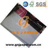 巻き枠のサイズのリードパルプA4のサイズの製図用紙