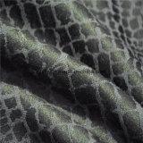 2018 Le plus chaud la vente de l'impression noir polyester Tissu rideau de fenêtre dans le marché de gros