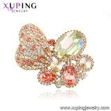 Xuping neue umgearbeitete reizend Kristalle von den Swarovski Form-Dame-Broschen