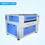 Precio de la máquina de grabado del laser del CO2 de madera de Hotsale 9060 buen