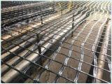 PVC 날실 뜨개질을 하는 섬유유리 Geogrid 합성물 Geotextile