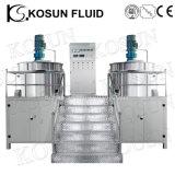Gel del plasma del silicone del chiodo dei capelli dell'acquazzone dell'acciaio inossidabile che fa l'impastatrice del miscelatore per il gel