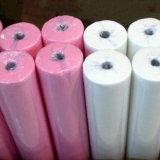 Bianco non tessuto a gettare del rullo del lenzuolo