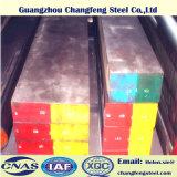 Placa de acero del molde SKD11/D2/1.2379 para el acero frío del molde del trabajo
