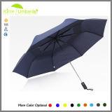 겹켜 3 겹 23inch 8K 방풍 우산