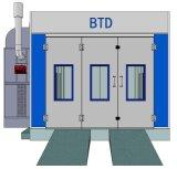 Краска будочки брызга автомобиля высокого качества Btd7400 автоматическая печет печь для сбывания