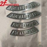 Alliage d'aluminium de haute précision, Al6061, Al7075 pièces de usinage, prototypes rapides