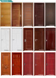 Portello di legno interno di fabbricazione di rossoreare all'ingrosso di bianco per le Camere