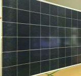 Eficiencia práctica 12V 100W panel solar flexible monocristalino