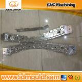 5X, 4X, y piezas de aluminio mecanizado CNC de piezas de plástico