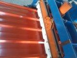 0.13-0.5mm vor das angestrichene galvanisierte gewölbte Stahlblech/runzelte Dach-Blatt
