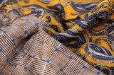 (plain10) 형식 색깔 15%Wool 85%Visco 남자 스카프
