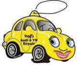 Hot vender Bright-Colored coche personalizable de papel/Ambientador Ambientador
