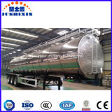 半アスファルト輸送タンクトレーラー(38m3)