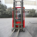 中国1の500kg容量の3車輪の電気フォークリフトTruck