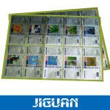 VinylWeatherpoof der Qualitäts-A4 Größe gestempelschnittener bedruckbarer Aufkleber