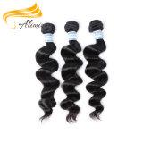Выдвижения одного волоса Remy Donor волнистой дешевой девственницы индийские