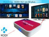 H. 265 의 4K*2K 영상 HDMI 2.0 버전을%s 가진 놓 상단 상자 Octa 코어 인조 인간 6.0 OS 텔레비젼 상자 플러스 E8