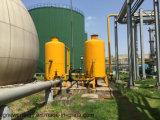 Pianta del biogas