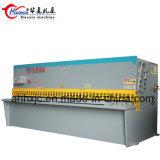 QC12K 4X3200 Cisaillement du faisceau hydraulique de rotation de la machine avec contrôleur MD11