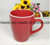 [300مل] لون يزجّج قهوة شاذة أباريق خزفيّ مع كلّ حجم يتوفّر