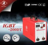 Equipamento de soldadura do inversor IGBT/MMA com Ce (IGBT-120T/140T/160T/180T/200T)
